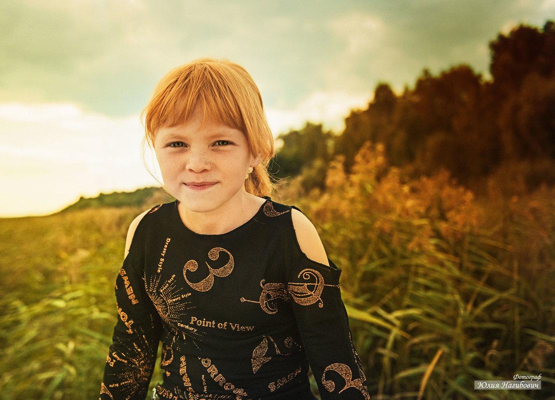 Фотосессия для девочки - Юлия Нагибович