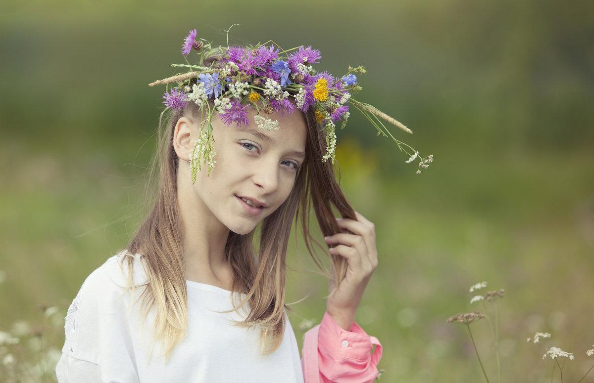 Лиза - Люся Мальханова