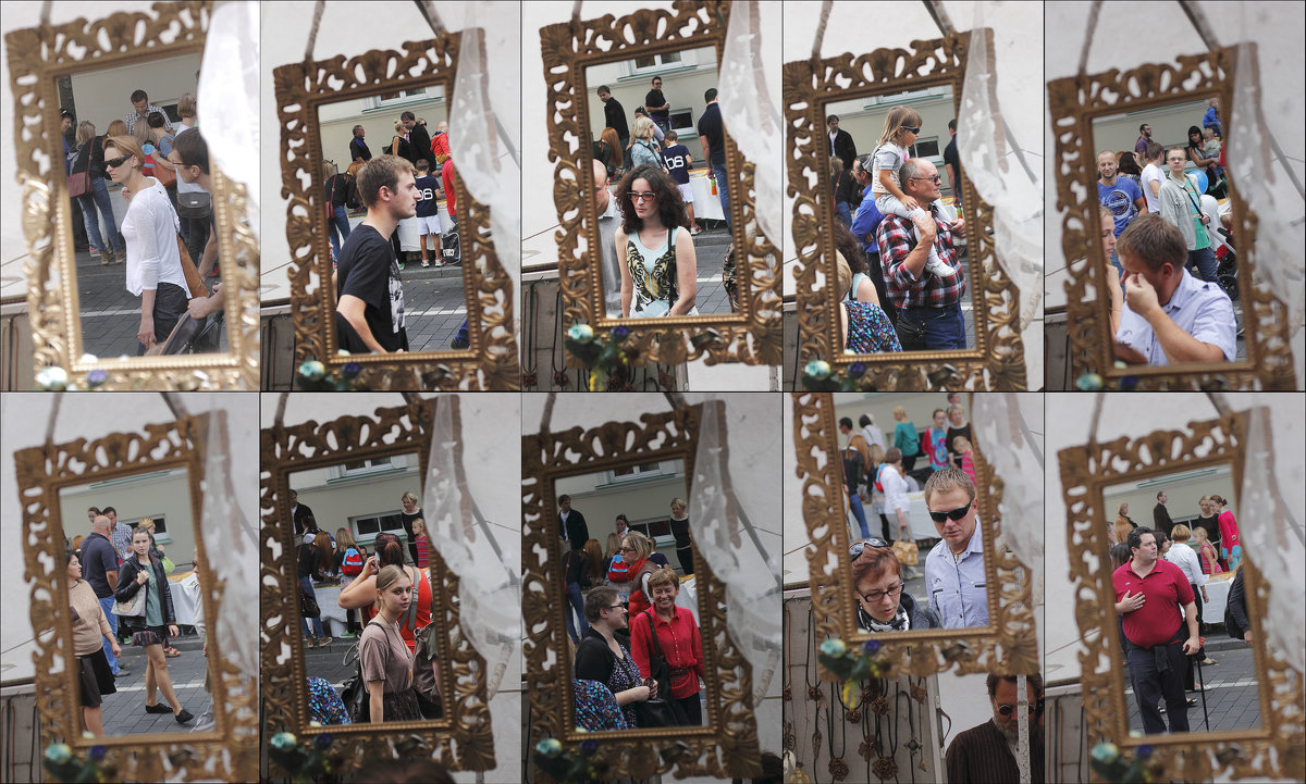 Что видит зеркало - Виктор (victor-afinsky)