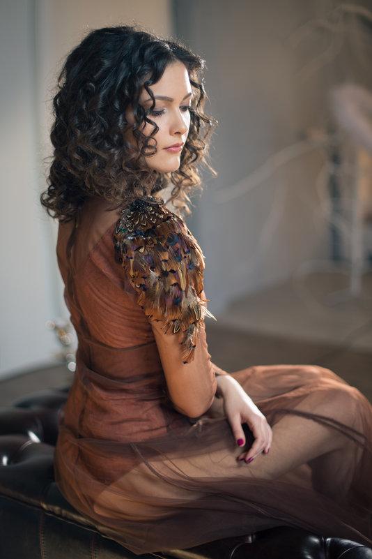 Портрет - Кристина Невиль