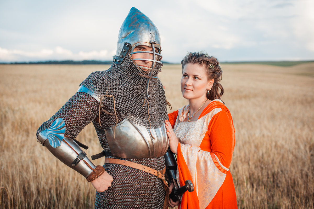 Love story Алёна и Сергей - Наталия Казакова