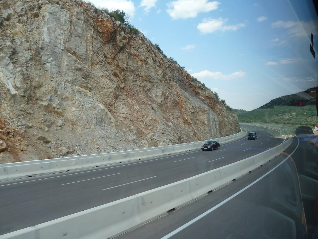 Дороги Турции - Галина