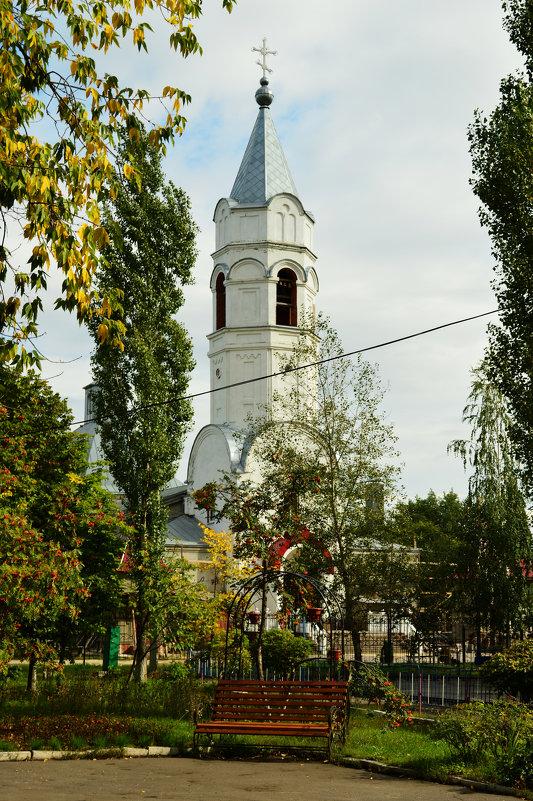 Храм Бориса и Глеба - Алина Леликова