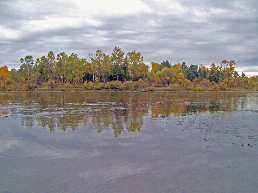 Осень на Иркуте - alemigun