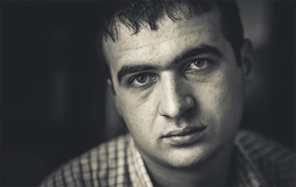 Автопортрет - Игорь Третьяков