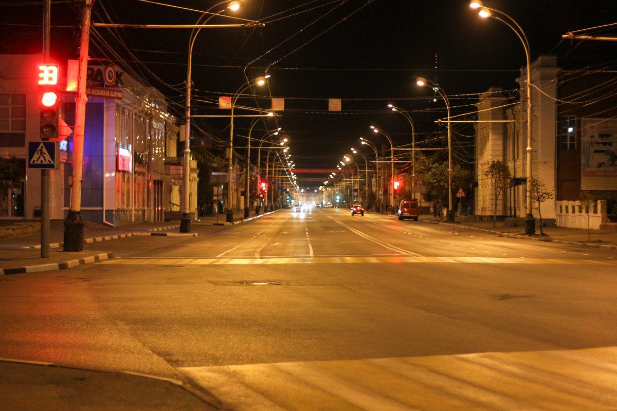 Ночной город.2 - Denis Simkin