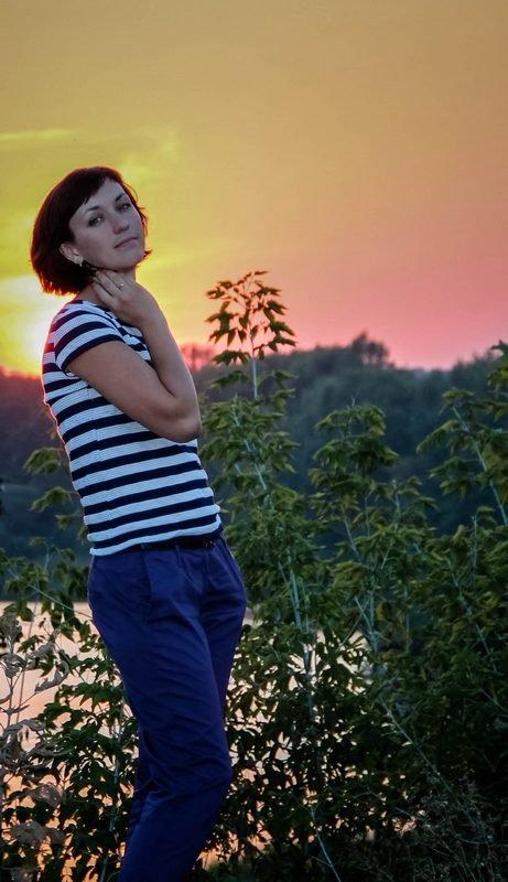 Закат - Наталия Егорова