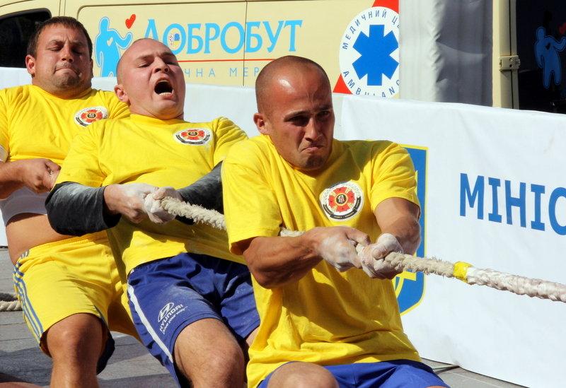 Есть такой спорт - Сергей Рубан