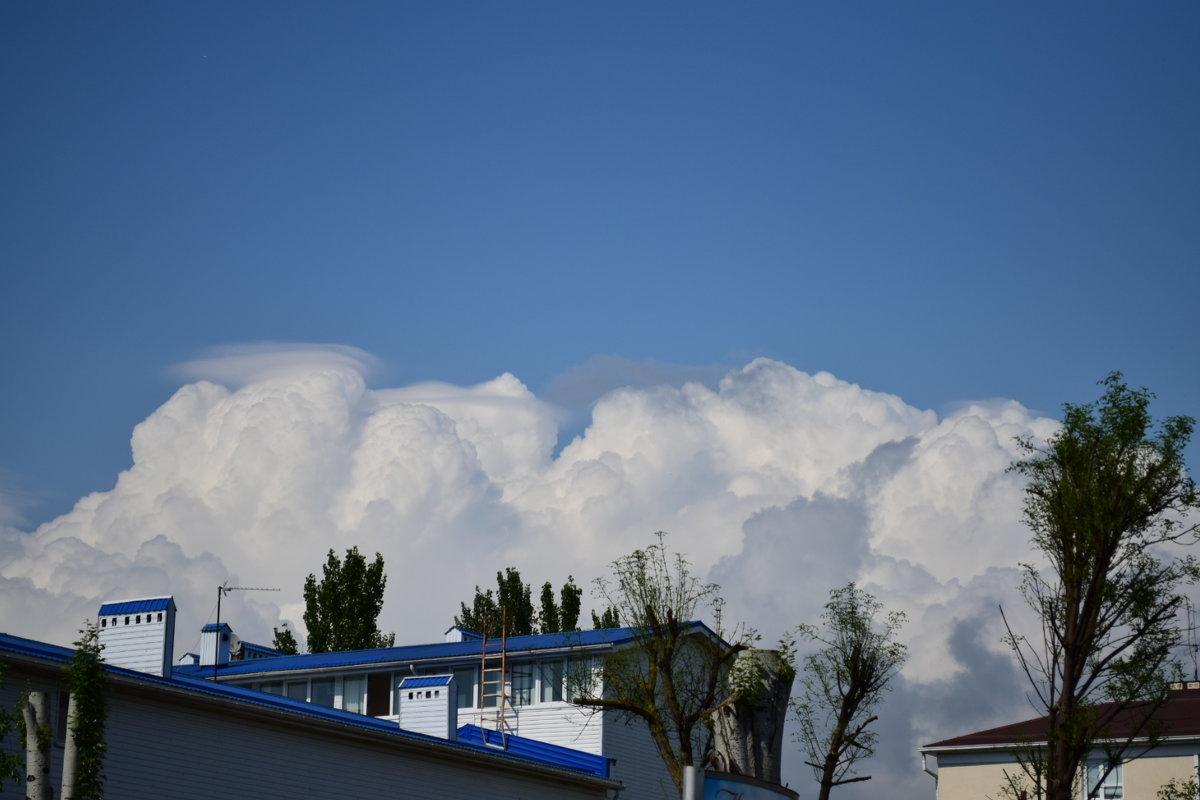облака после дождя - Светлана