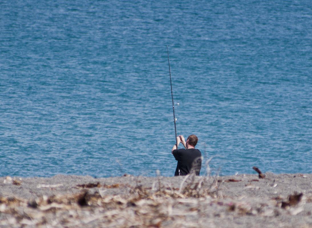 береговая рыбалка в турции