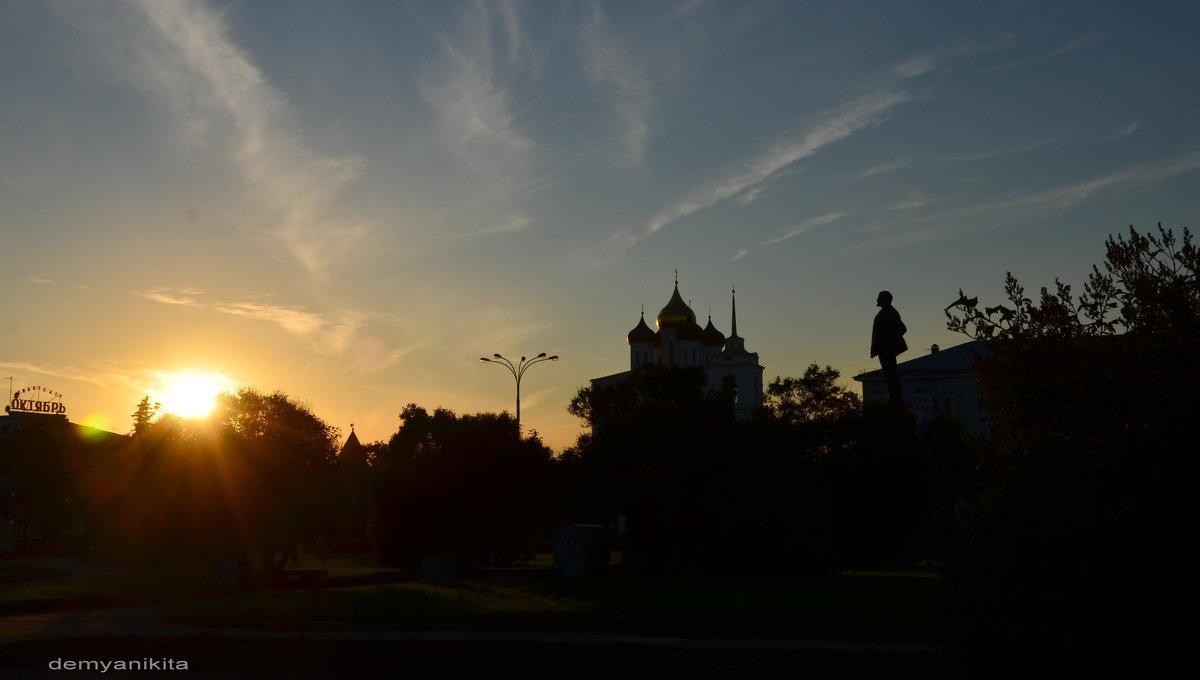 Вечерний Псков - demyanikita