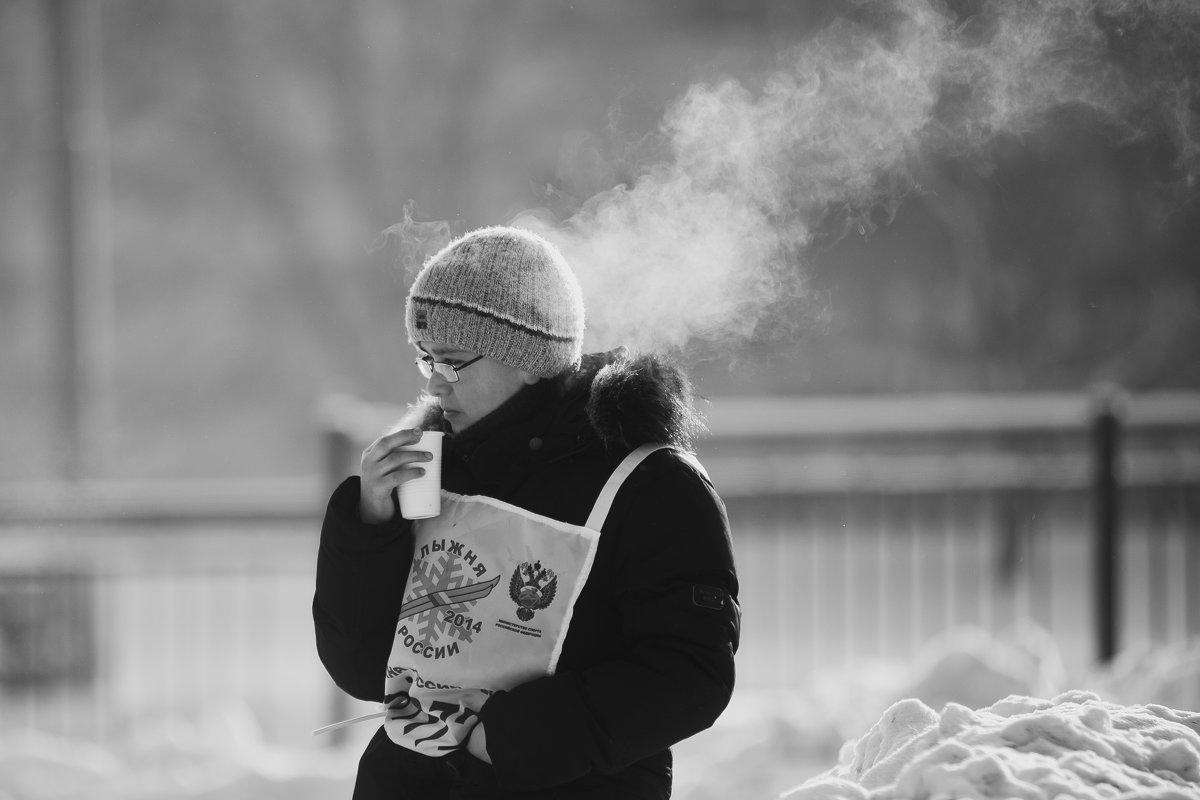 лыжня России - Дмитрий Часовитин