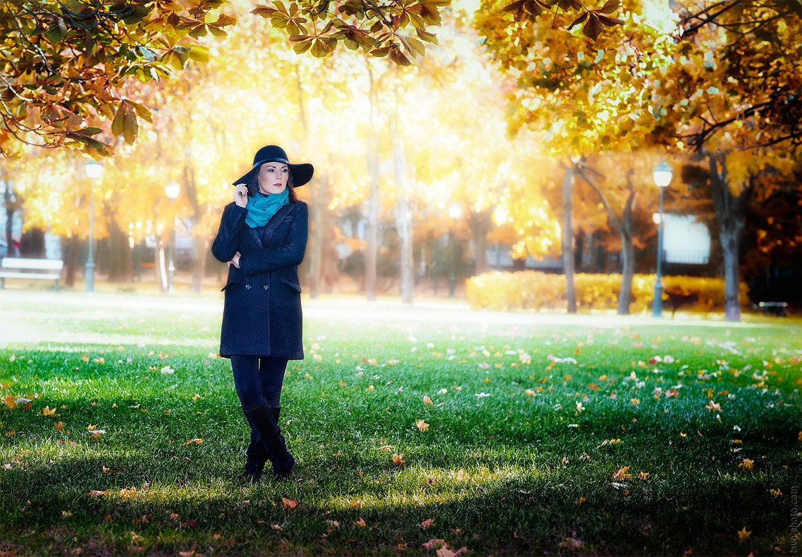 ♥♥♥ Осенний парк... ♥♥♥ - Alex Lipchansky