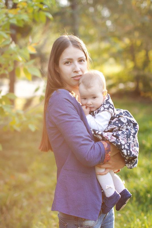 Катя и Настя - Ирина Гресь