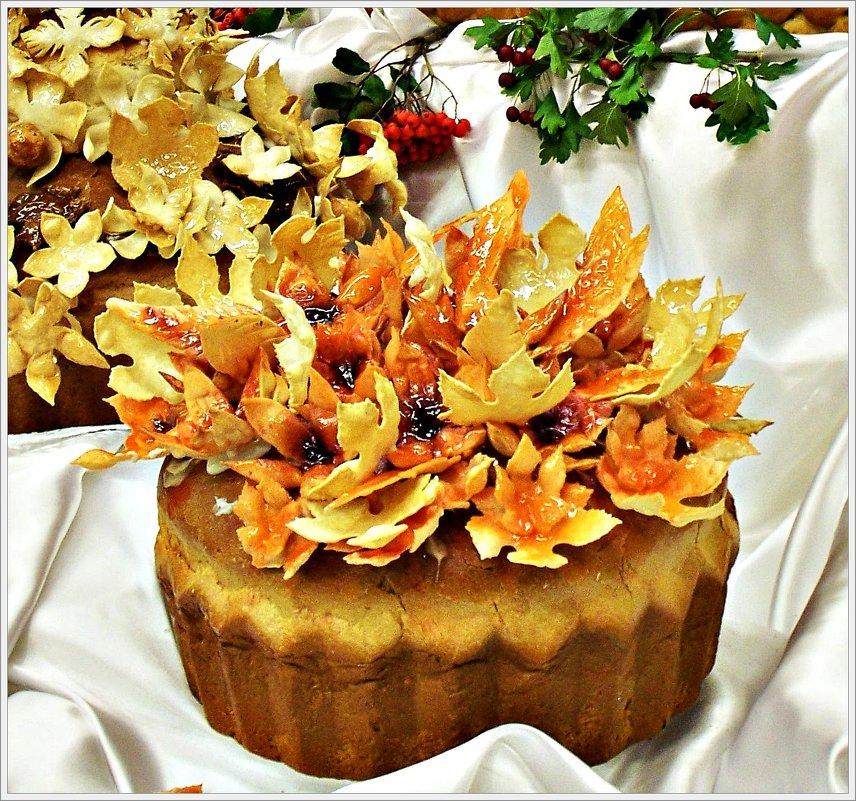 Осенние пироги рецепты с фото