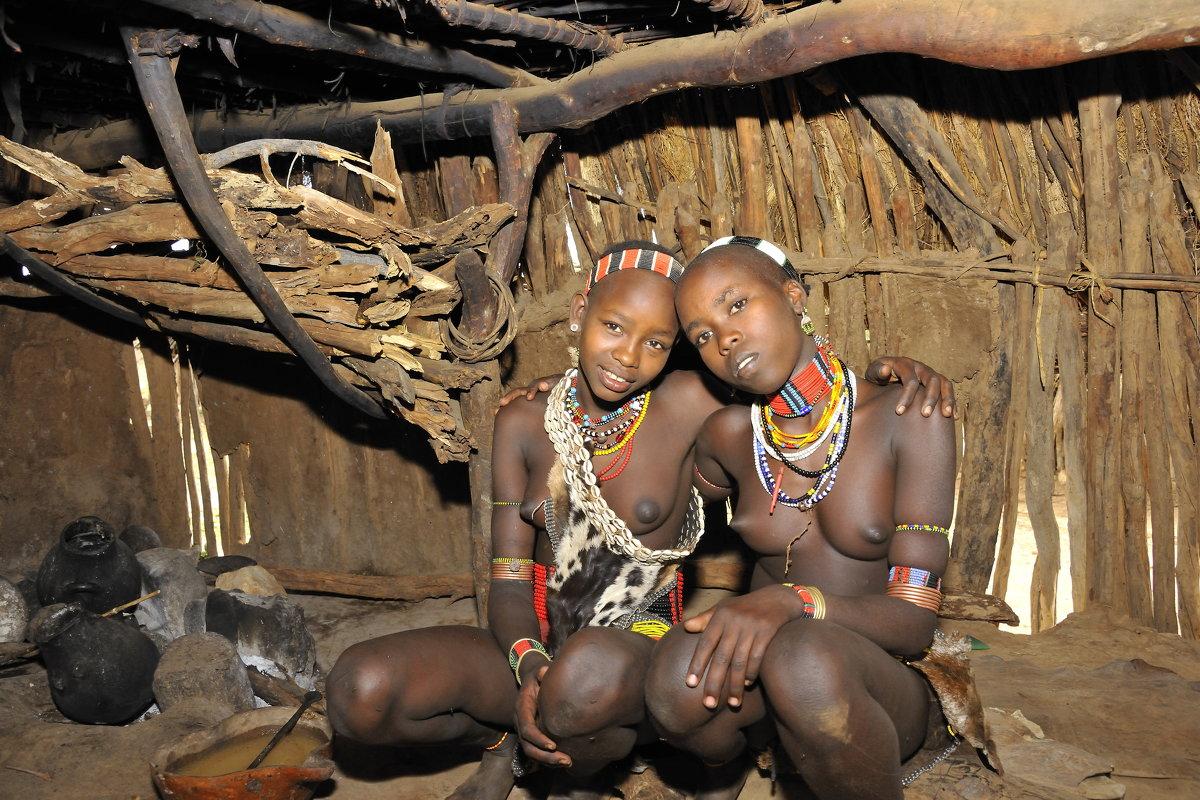 Племя порно ааафриканские