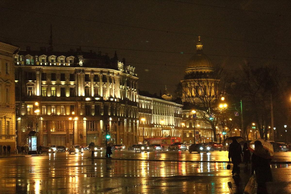 Дождь, снег, ветер. - Олег Попков