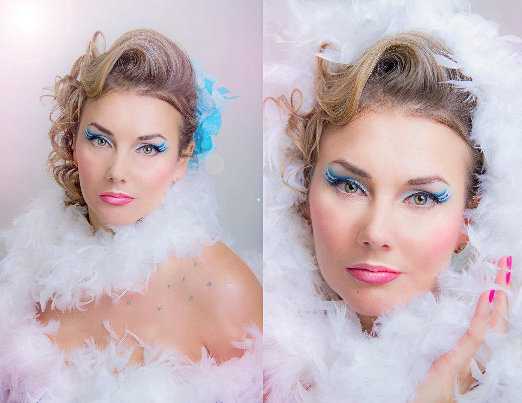 Фото причесок снежная королева