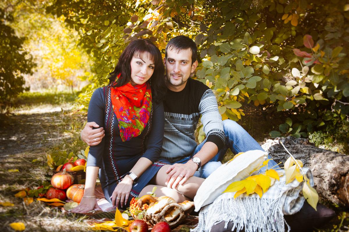 Осенний пикник - Катерина Сергунина