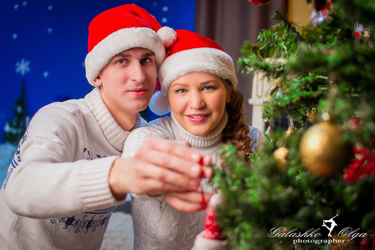 новый год - Ольга Сократова