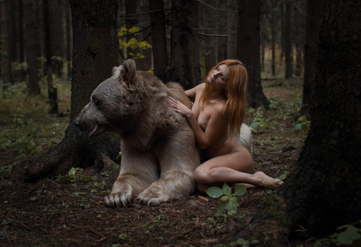 Смотрець порно медведь и настя 13 фотография