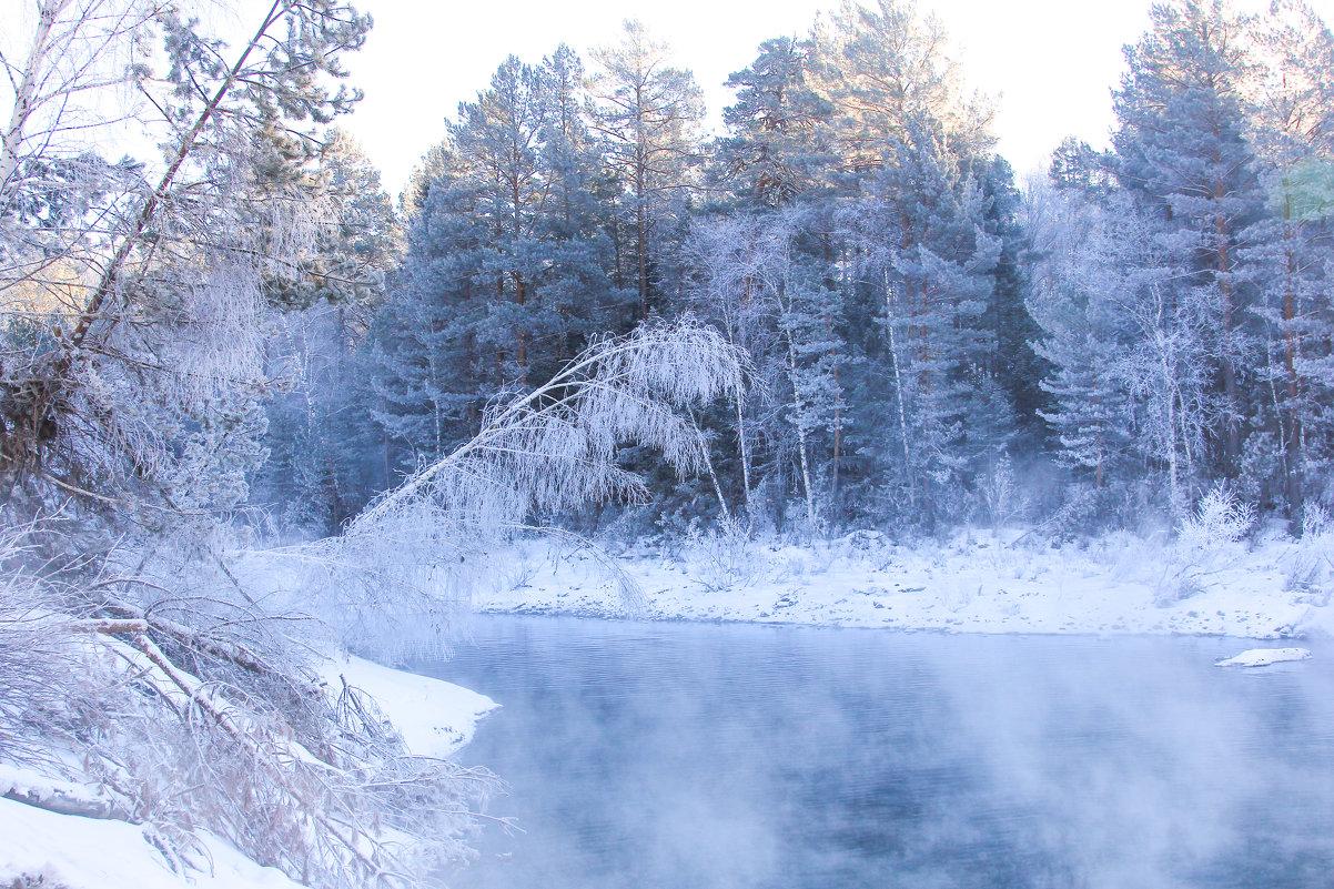 Ледяное озеро - Юлия Вяткина