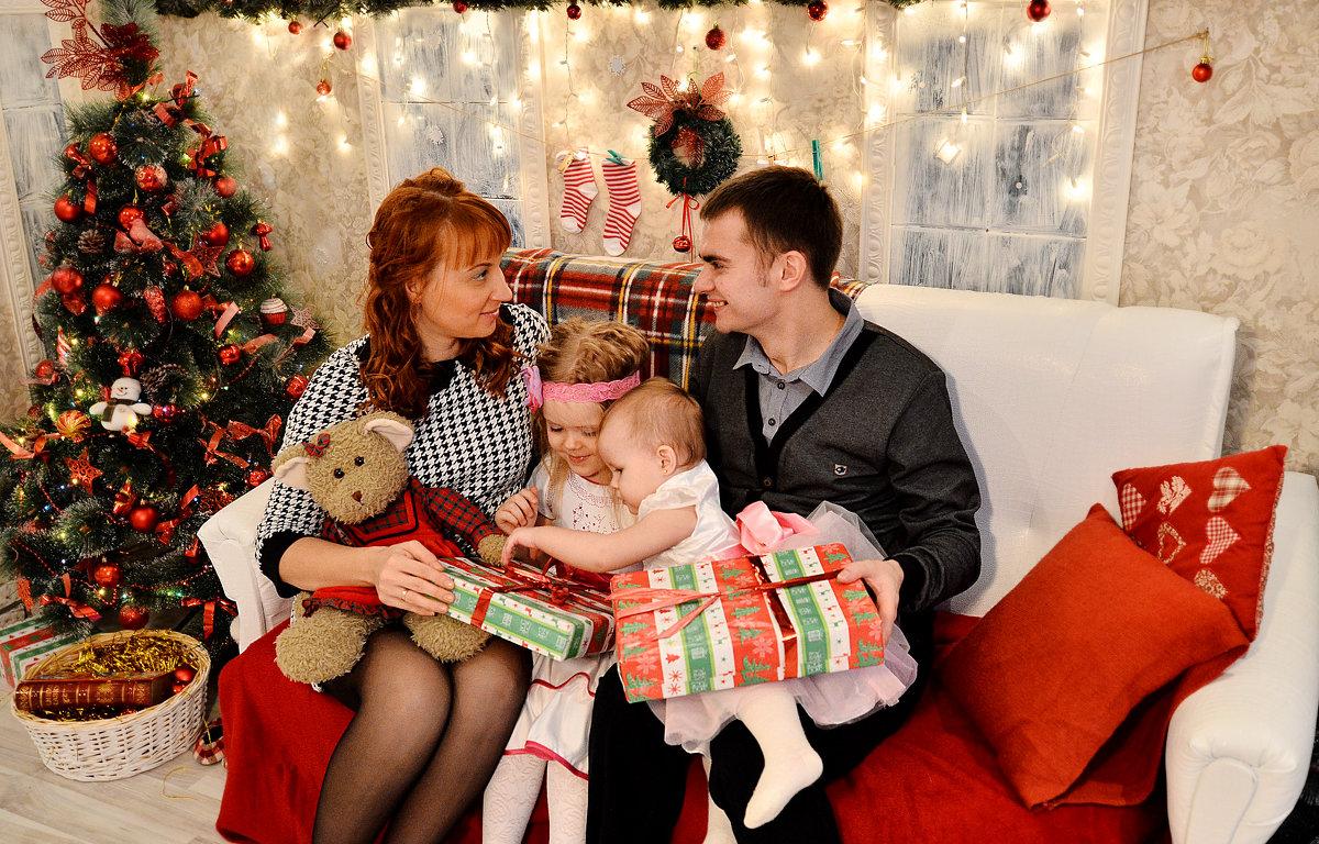 Семейная съемка - Евгения Шамкова
