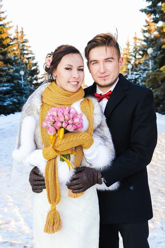 Свадьба Алины и Владимира - Дарина Козловская