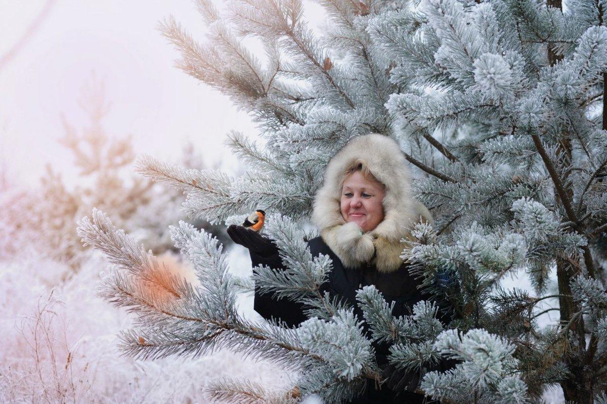 Снегурочка - Аленка