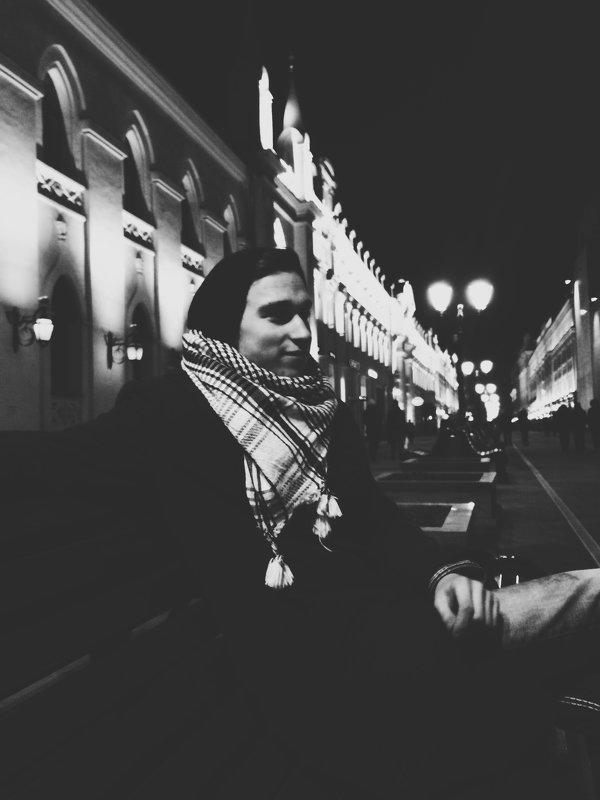 Ночная жизнь - Daniel Blake