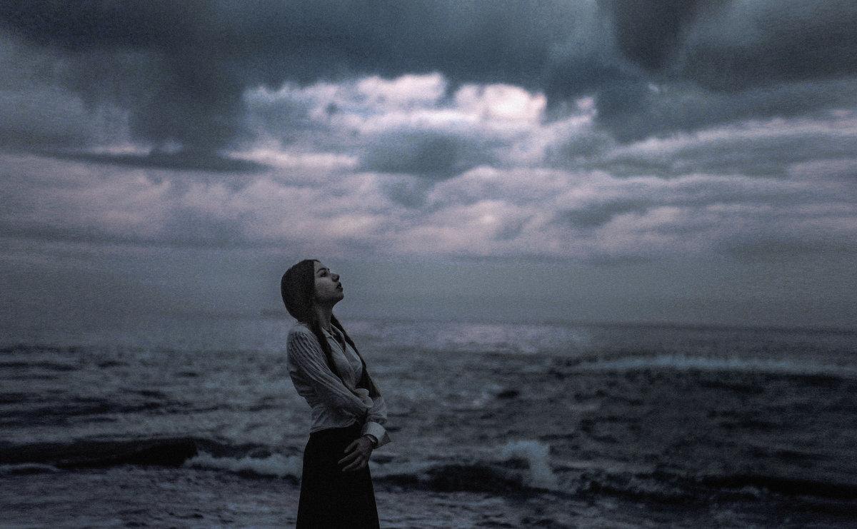 Девушка и море - Полина