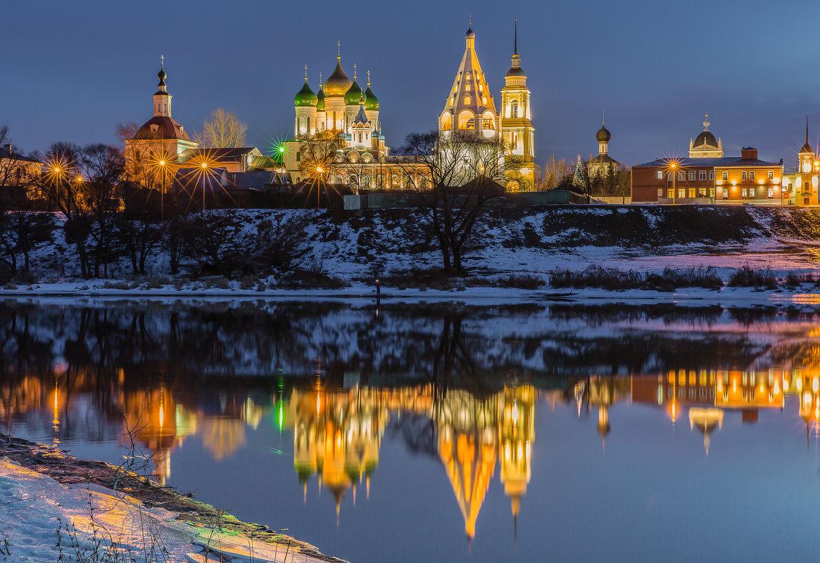 На Москве-реке. - Igor Yakovlev