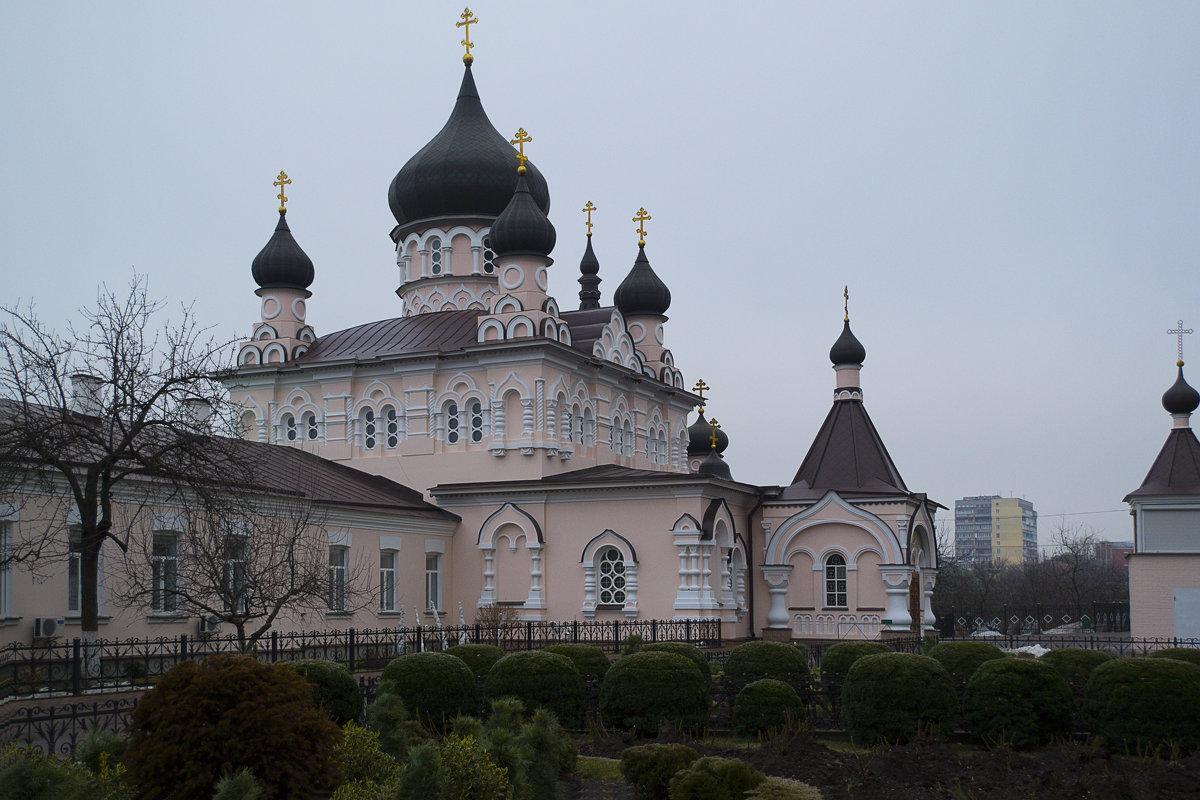 Покровська церква - Дмитрий Гончаренко