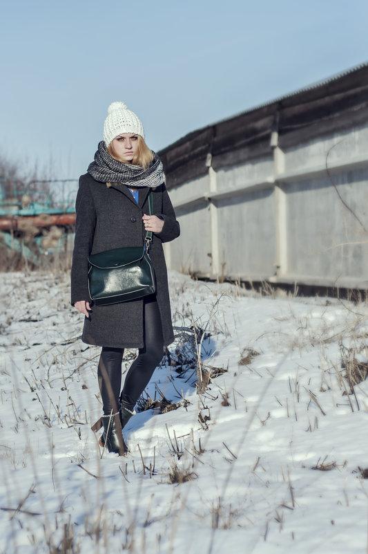 Зимняя прогулка - Anastasia Bozheva