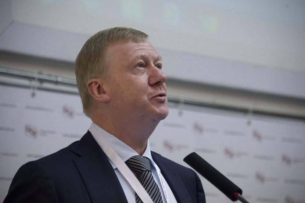 Анатолий Чубайс - Светлана Яковлева