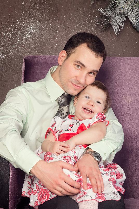 Первая семейная фотосессия в новом году - Любовь Якимчук