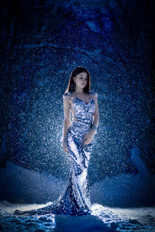 Winter Queen - Sophie Lebedeva