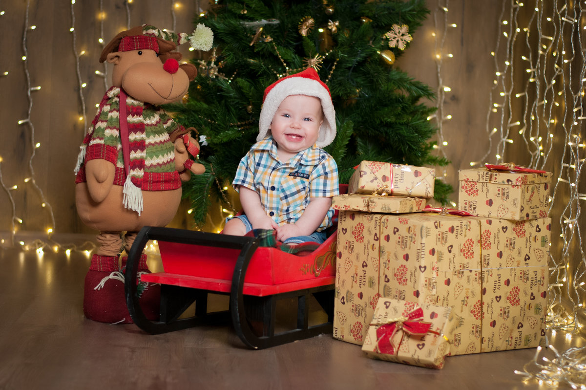 Новогодний сюрприз для родителей - Мария Сидорова