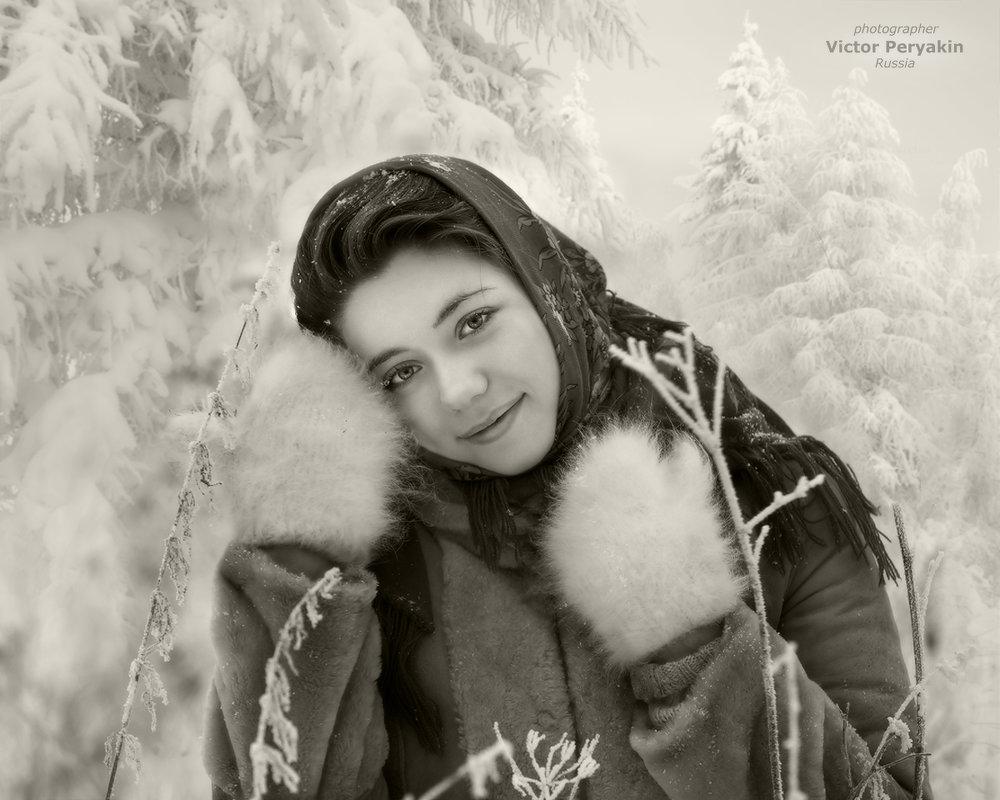 теплые варежки_МОРОЗКО - Виктор Перякин