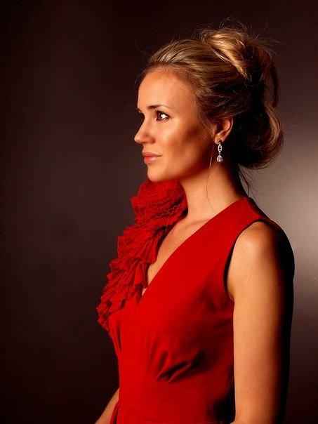 lady in red - Екатерина Шинкаренко