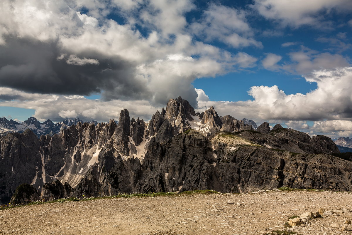 The Alps 2014 Italy Dolomites 52 - Arturs Ancans