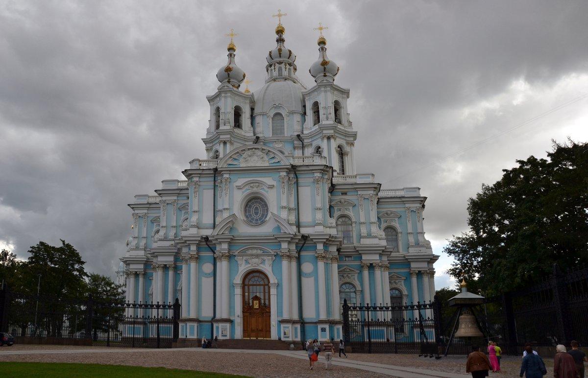 Смольный Собор - zhanna-zakutnaya З.