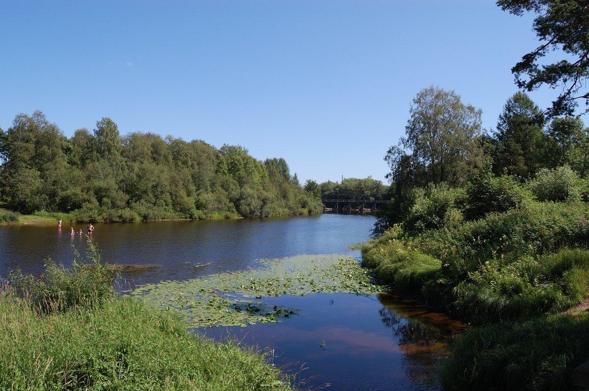 Река Олонка - Алексей К