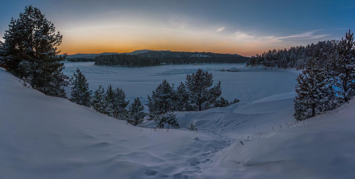 После захода солнца - Sergey Oslopov