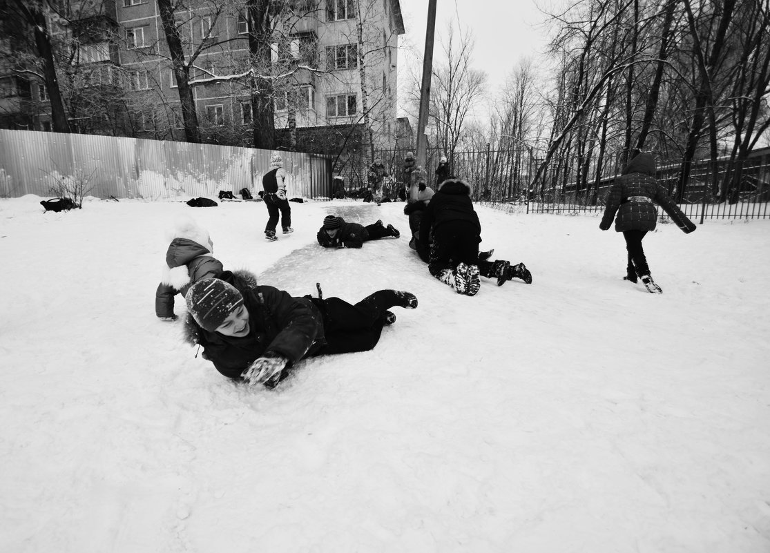 Детство без интернета 3 - Ольга Синегубова