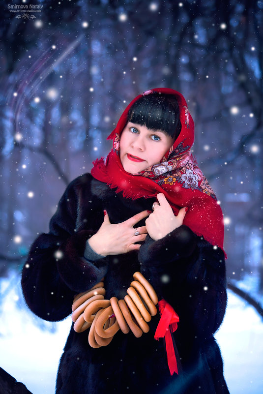 Татьяна - Фотохудожник Наталья Смирнова