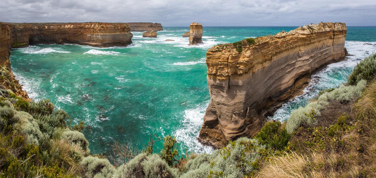 Великая океанская дорога в австралии - Sergey Sergeev