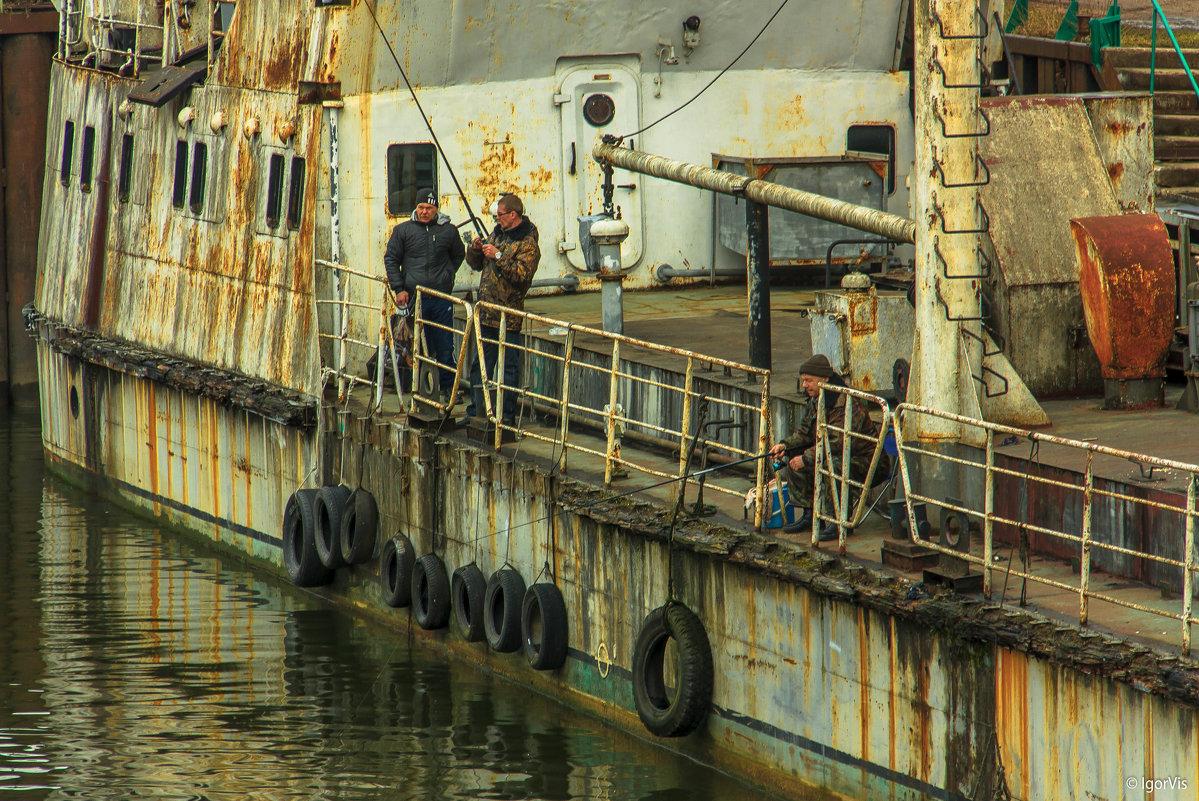 рыбак игорь калининград