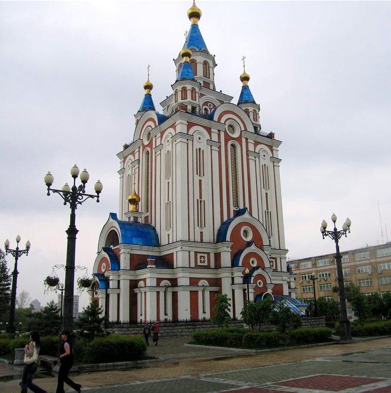 Храмы Хабаровска - cfysx