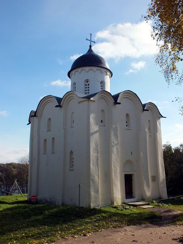 Програма в церкви святого георгия